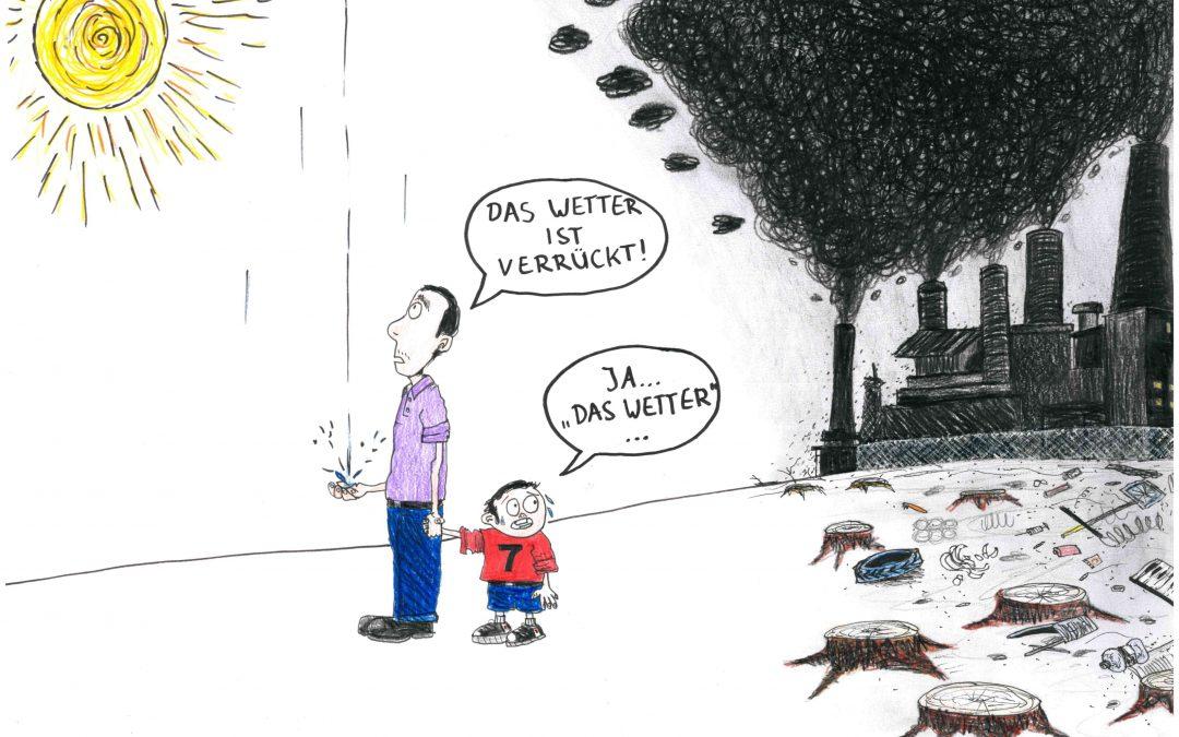 Klima Karikaturen