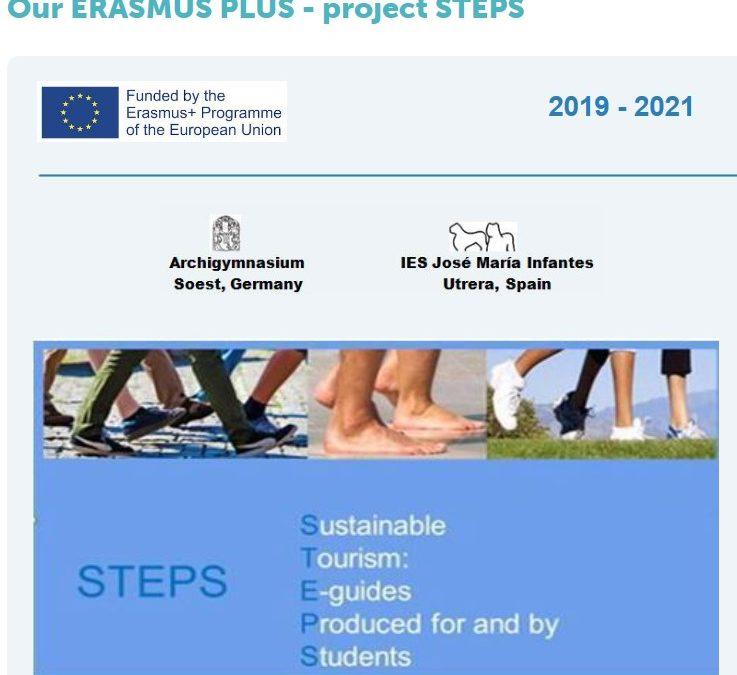 Neues Erasmus+ Projekt