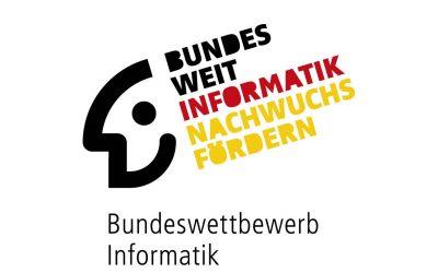 Julius Ide erfolgreich bei bundesweitem Informatikwettbewerb